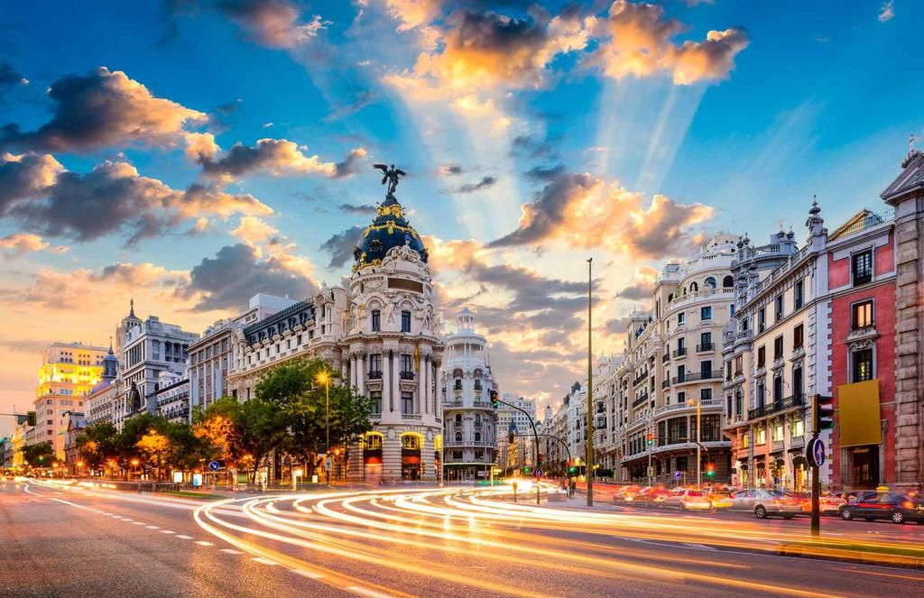 study spanish madrid