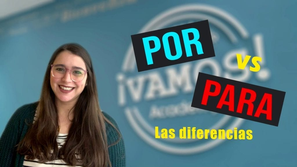 "Quick Tips to Help You Understand the Difference Between ""Por"" and ""Para"""